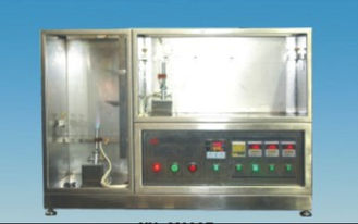 0.5M3 Flammability Test Equipment H62 Brass Flame Tube 1100×500×900 mm